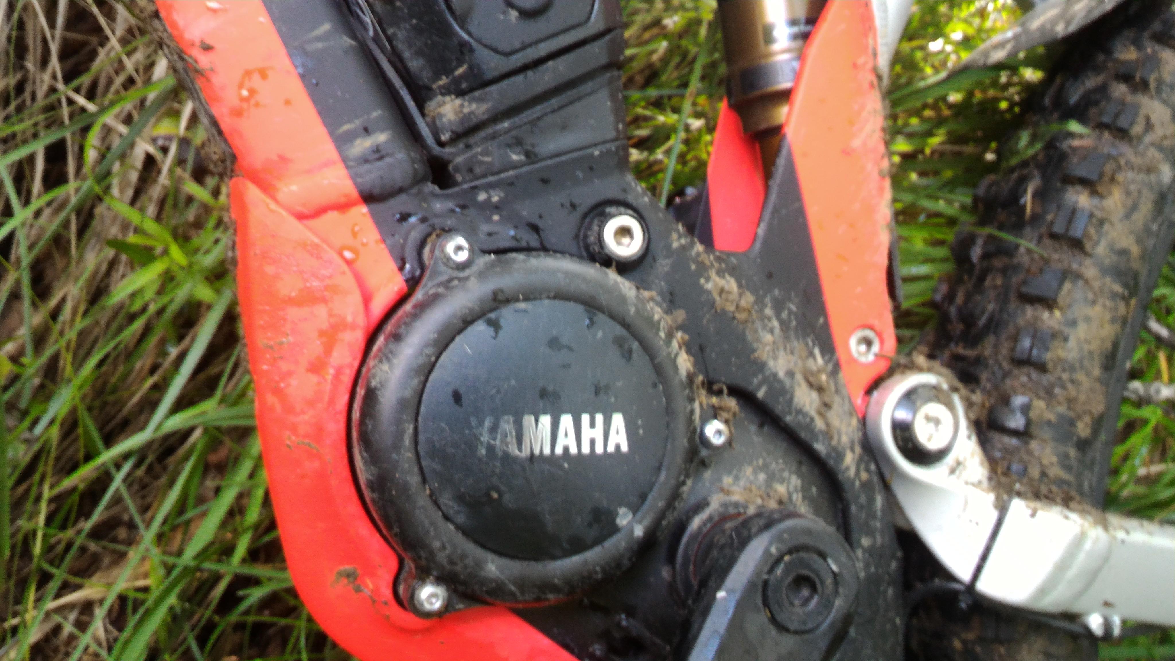 motore ebike yamaha
