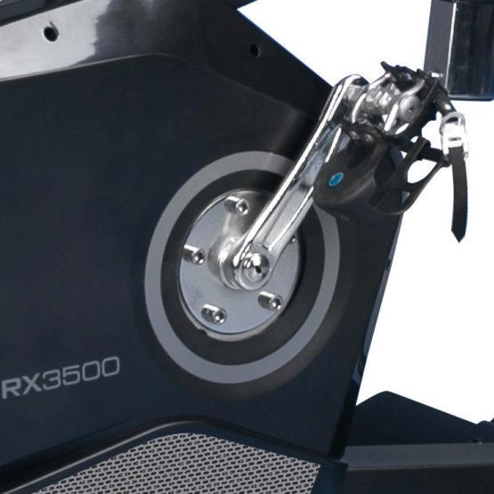 spin bike toorx srx3500 pedali