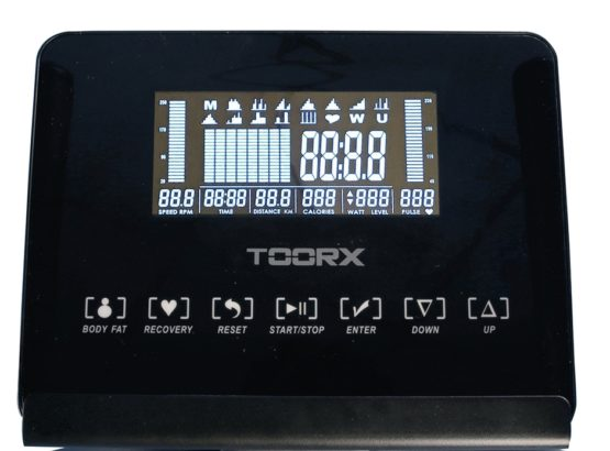 ellittica toorx erx3000 computer